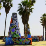 Venice Beach Graffiti Landscape Photography Canon Freeplay Women's Magazine