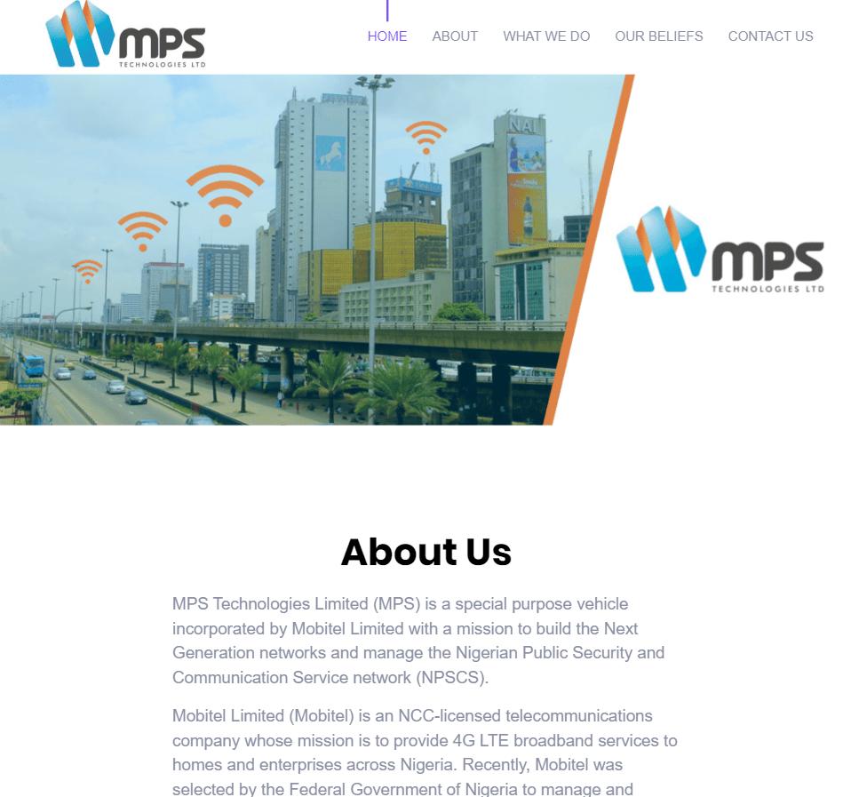 Mps technologies