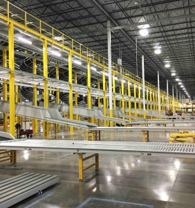Global Client – Warehouse Interior