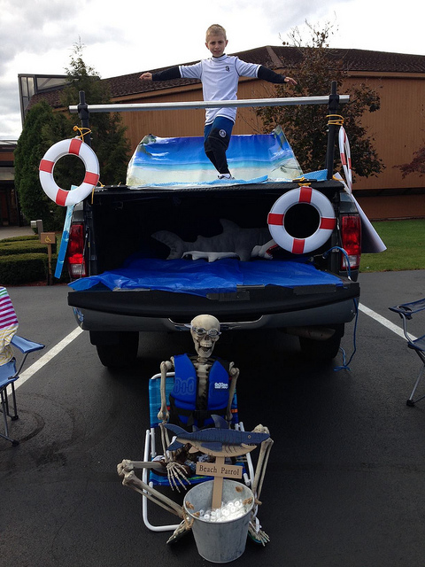 12 Truck-or-Treat Ideas for Halloween | Collision Works