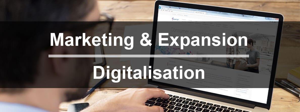 Online Marketing & Digitalisation