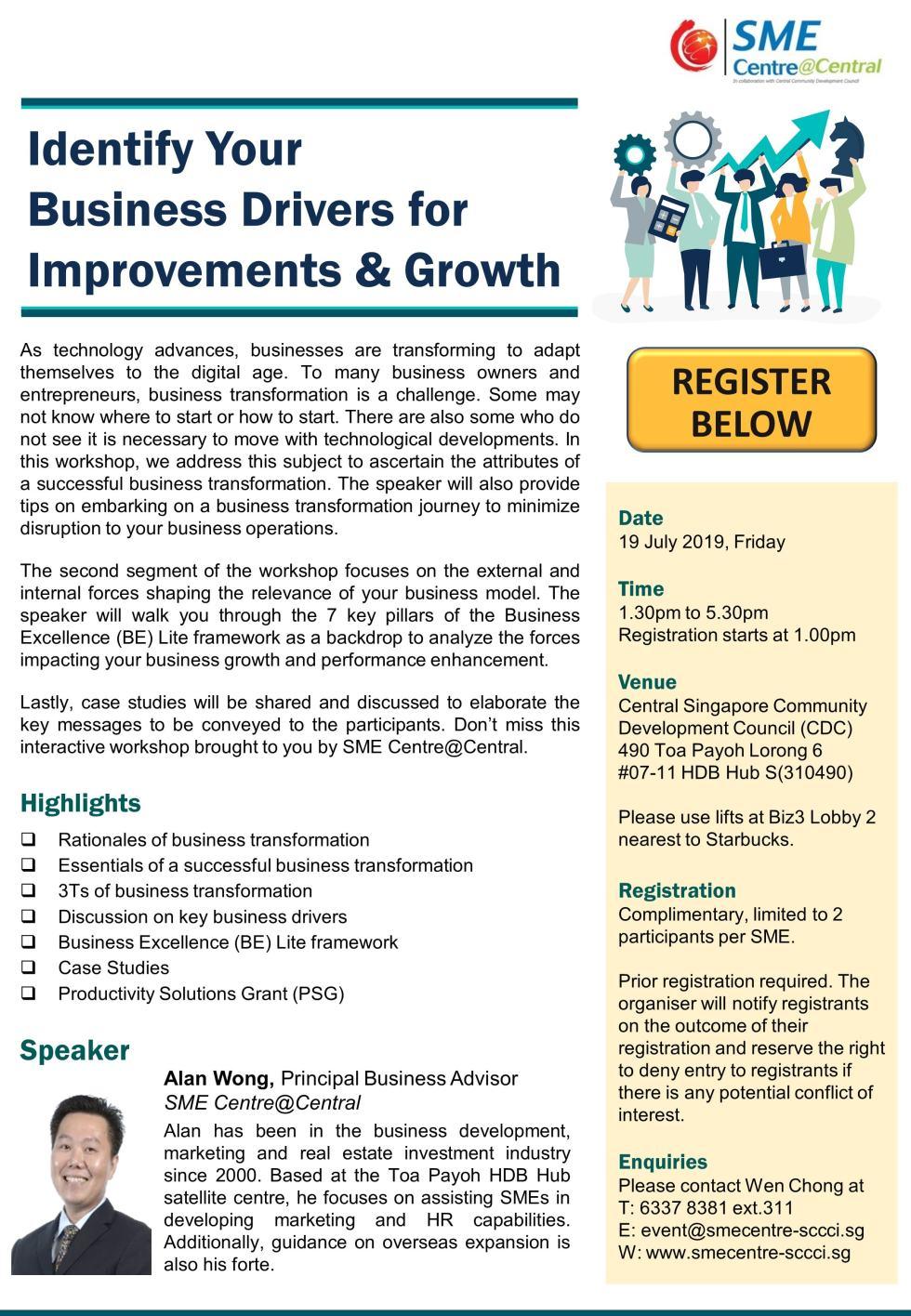 Business Transformation Workshop