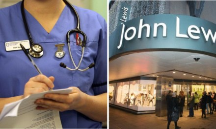 NHS Nurses in Oxfordshire so underpaid they're leaving to work in John Lewis store