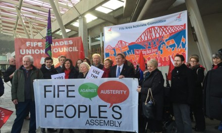 Meeting on Universal Credit and austerity – Fife Today