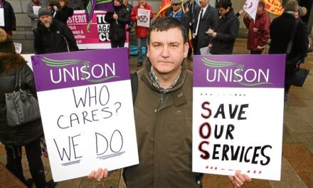 "Damning NAO report ""exposes government's lamentable approach to social care"" 