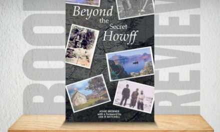 Book Review: Beyond the Secret Howff by Ashie Brebner | Press and Journal