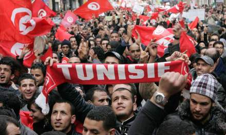 Tunisia phosphate exports halted by job protests