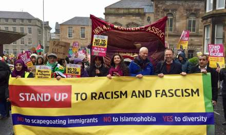 March against Racism and Fascism