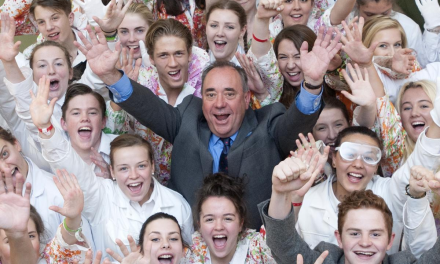 Alex Salmond joins actors' calls to save youth theatre group from closure   HeraldScotland