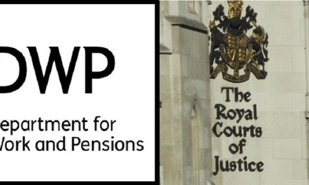The DWP just won a court case literally allowing it to ignore disabled people's human rights | The Canary