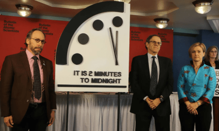 Scientists' Doomsday Clock reaches 2 minutes to midnight, closest ever | Science | AAAS