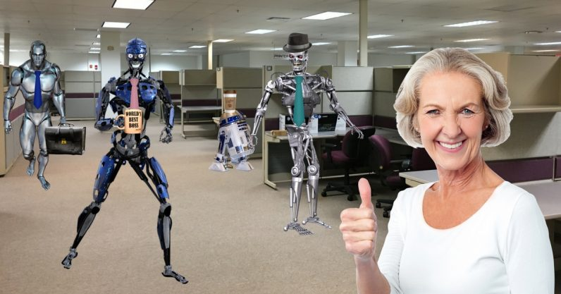 Let the robots have the damn jobs — all of them!