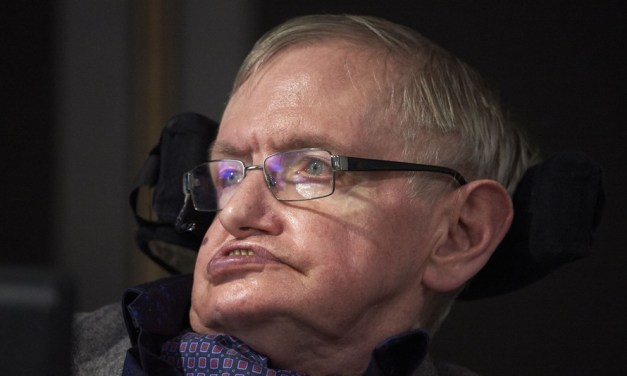 Stephen Hawking was a 'real figure of hope' for people with disabilities