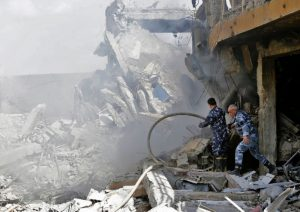 """Claims about Syria Attack """"Unraveling"""" 