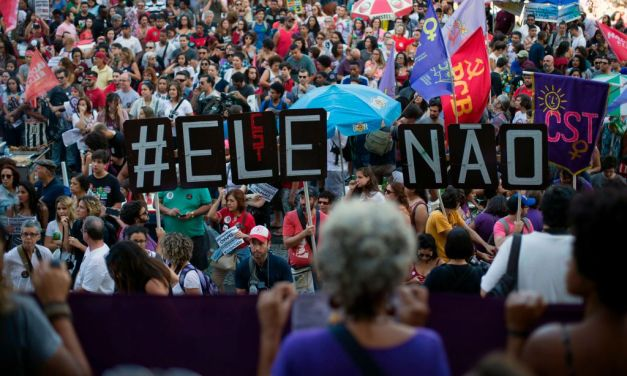 A Broad New Coalition Is Rising to Block Brazil's Far Right From the Presidency