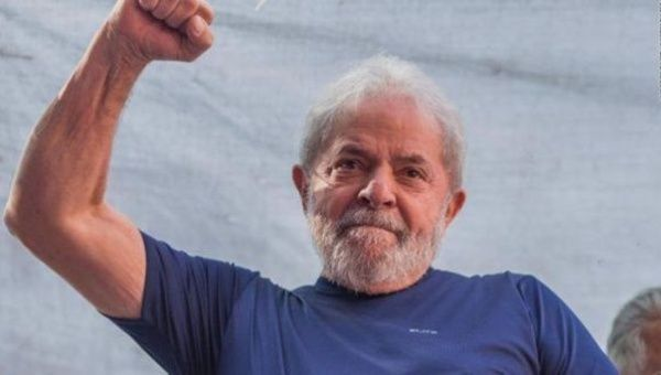 Lula Receives Human Rights Prize from Prison | News | teleSUR English