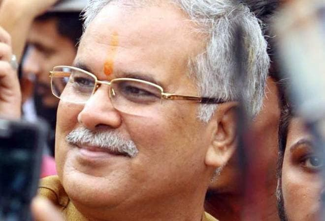 Image result for The decision on agriculture loan waiver in firstBhupeshBaghel.