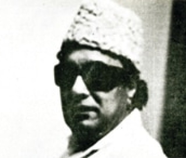 Chief Minister Of Tamil Nadu M G Ramachandran A Man Possessed By The Preservation Of His Personality
