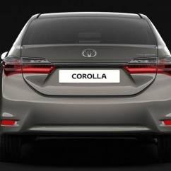 New Corolla Altis Launch Date In India All Yaris Trd Sportivo Toyota Facelift Revealed Before Debut Photo Paultan Org