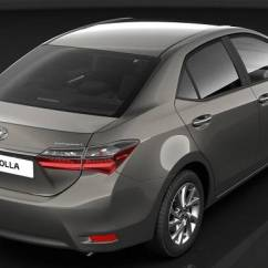 New Corolla Altis Launch Date In India Grand Avanza 2016 Type G Toyota Facelift Revealed Before Debut Photo Paultan Org