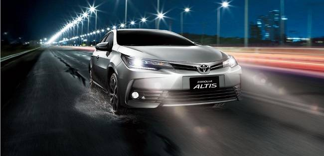 new corolla altis on road price toyota yaris trd 2012 bekas 2017 launched in india at rs 15 87 lakh auto news