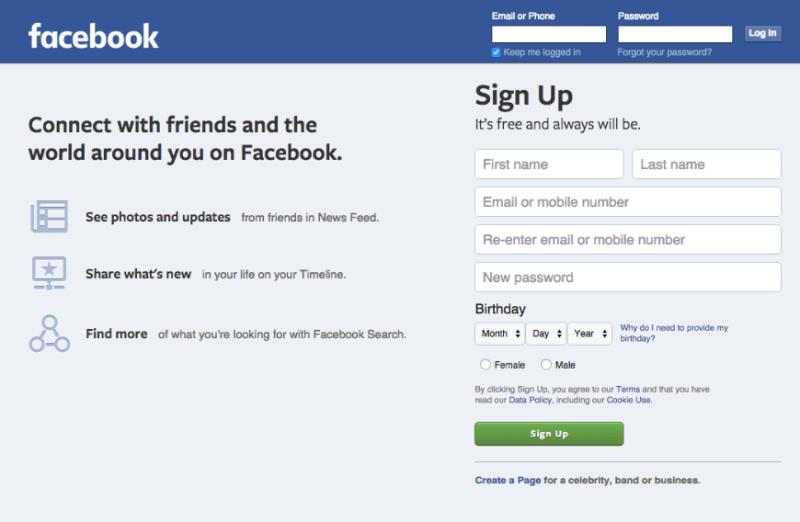 Www com facebook facebook login login com How To