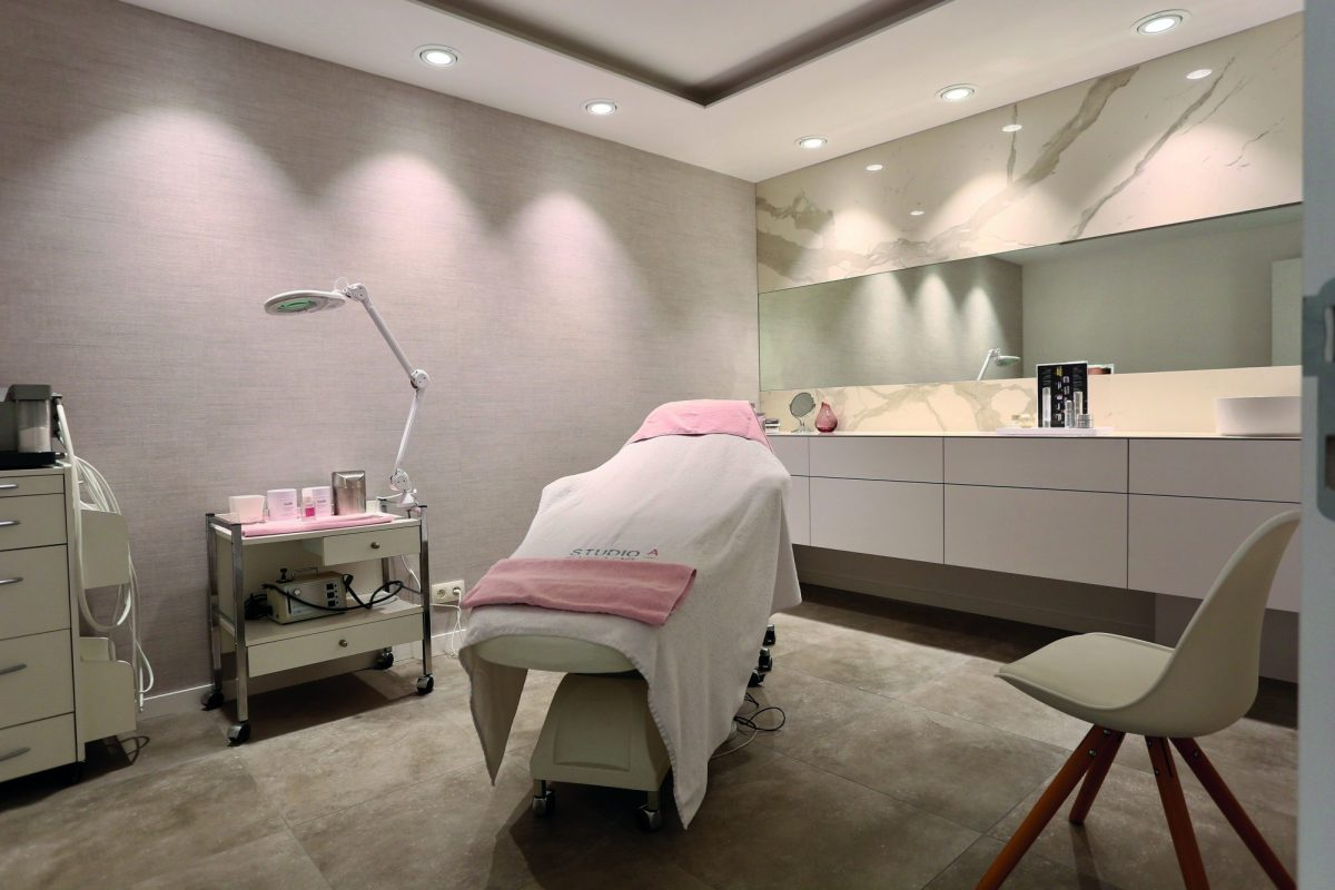 studio a beauty care cabine