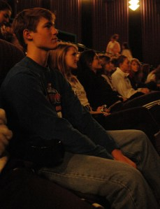 Senior recounts his experience seeing the midnight premiere of the latest movie from the 'Twilight' series