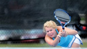 Girls' Tennis 2009