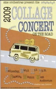 Orchestra Collage Concert