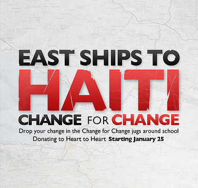 Recent earthquake leaves Haiti in ruins, East helps with fundraiser