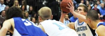 Boys' Basketball Broadcast: SM East vs. Rockhurst (1/29/2010)