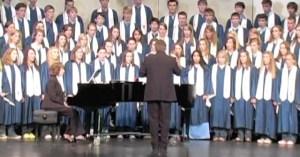 Video: Spring Choir Concert