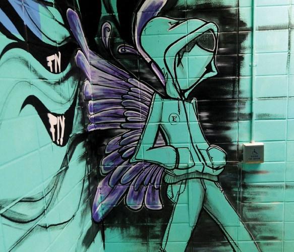 Gallery: Bathroom Graffiti
