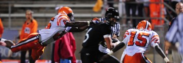 Game Wrap Up: Football vs. Olathe East