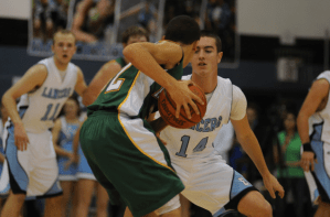 Lancers Knock Off West in Second Matchup
