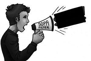 Students Speak Out About SOPA, PIPA and ACTA