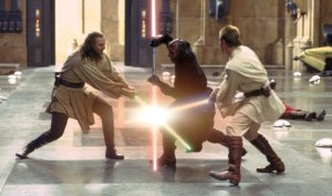 Staffer Reminisces on his 'Star Wars'-filled Childhood as First Episode Is Re-released