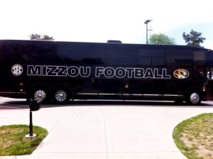 University of Missouri Coaches Come to East