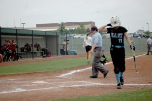 Gallery: Lady Lancer Softball Loses to Wichita South Maize