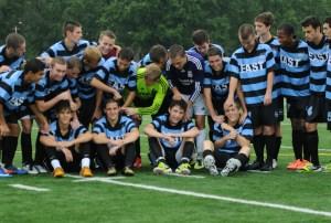 Boys' Varsity Soccer Expectations Rise