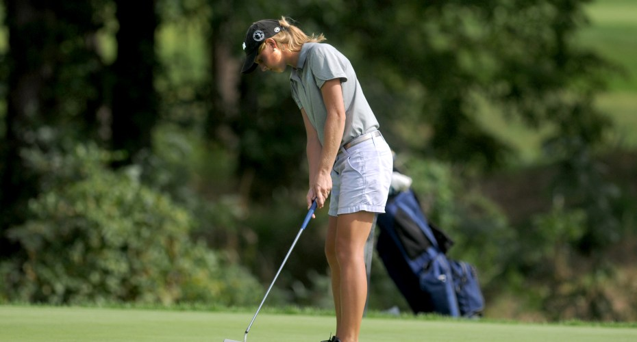 Girls' Tennis and Golf Win 6A State