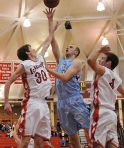 Gallery: Boys' Basketball vs. McPherson