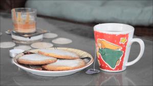Video: Caroline Makes Cookies