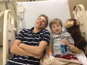 Student's Brother Suffers From Abscess