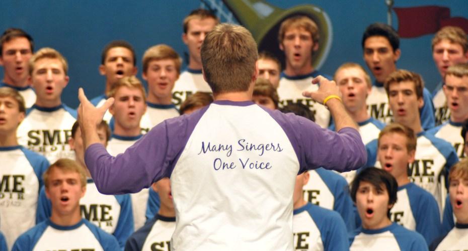 Next Year's Chamber Choir Announced