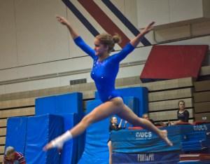 Gymnastics Brings Seniors Together