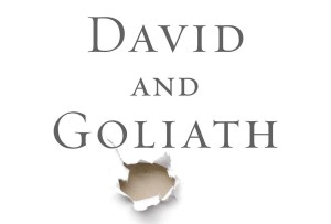 """Gladwell's """"David and Goliath"""" Delivers Colossal Letdown"""