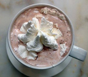 Kansas City's Finest Hot Chocolate