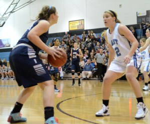 Girls' Basketball Advances in Emporia